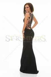 rochii de seara lungi negre online
