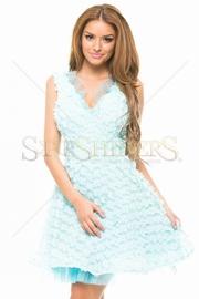 rochii de seara sirena din dantela