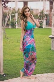 rochii lungi de seara de vara