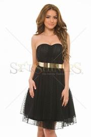 rochii negre de seara ieftine