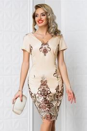 rochii scurte mulate de nunta