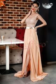 rochie lunga de ocazie ieftina