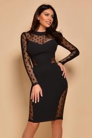 rochii de seara elegante trei sferturi